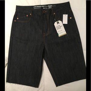 NWT LRG Denim Shorts